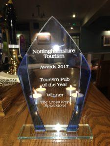 tourism award 2